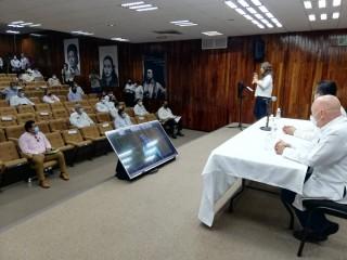 Comparte Secretaría de Educación con presidentes municipales electos acciones y estrategias para el próximo regreso a clases presenciales
