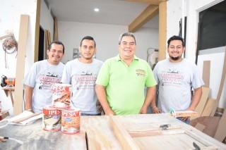 Carpintería Dogui, desde 1997 ofreciendo lo mejor en muebles