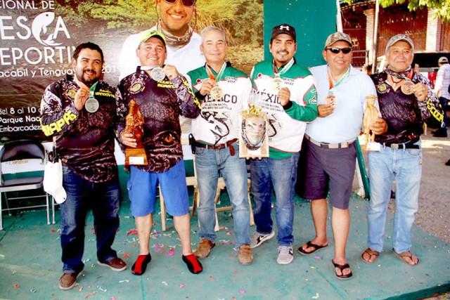 La Federación Nacional de Pesca Deportiva lanza calendario de actividades 2021