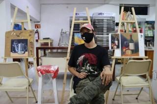 El Arte al Parque: talleres de pintura itinerante por RIOT Galería