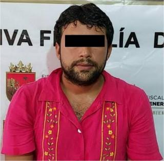 Captura FGE a una persona por Pederastia en agravio de menor migrante en Tapachula