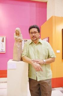Las manos de un artista: Gabriel Gallegos