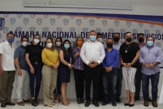 Organiza Canaco primer encuentro con candidatos a la alcaldía de Tuxtla Gutiérrez
