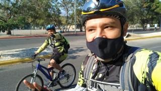 Rotativo Team realiza recorrido recreativo