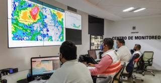 Protección Civil Chiapas emite recomendaciones ante pronóstico de lluvias intensas a torrenciales